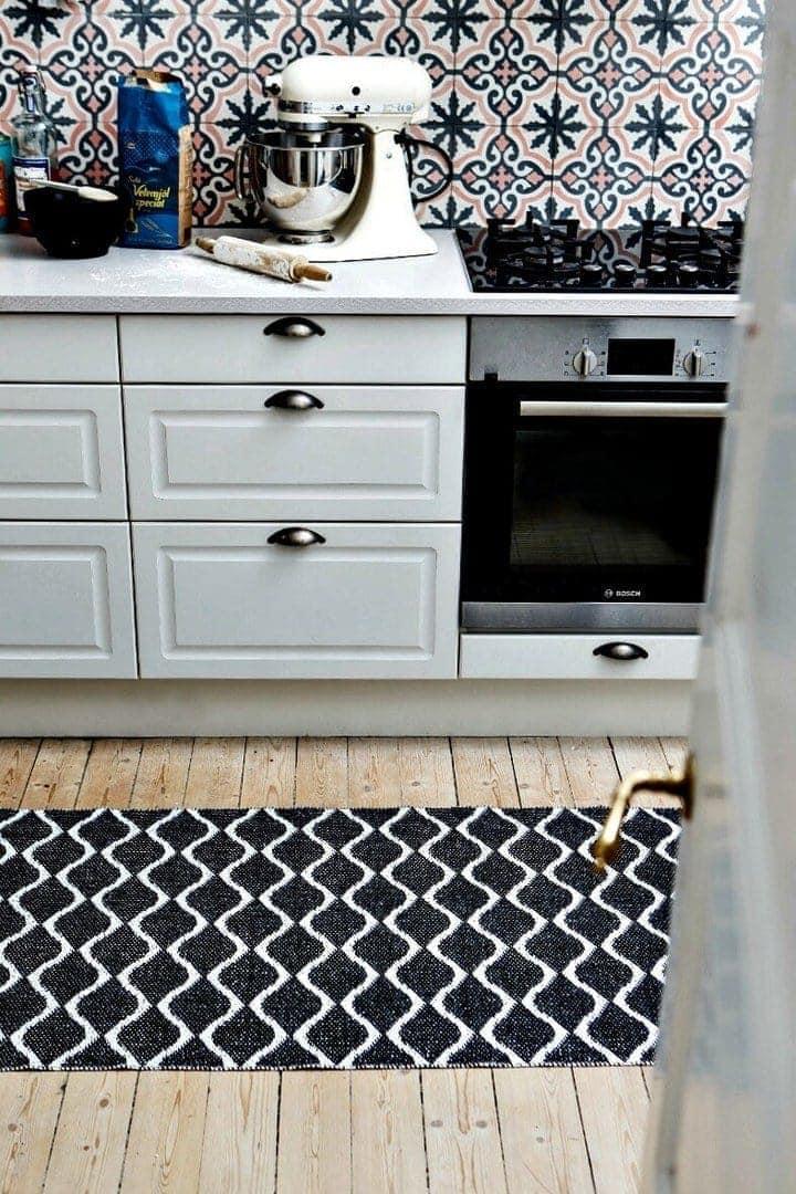 Kitchen Floor Runner from Urbaani on The Life Creative