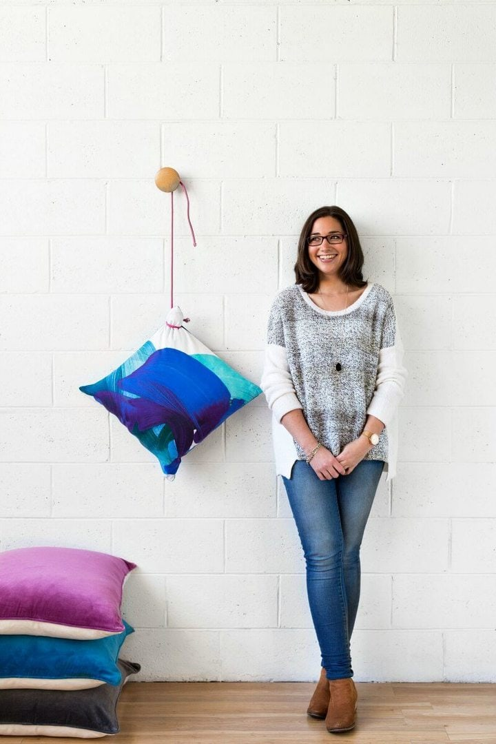 Pippa Oostergetel from Squeak Design on The Life Creative