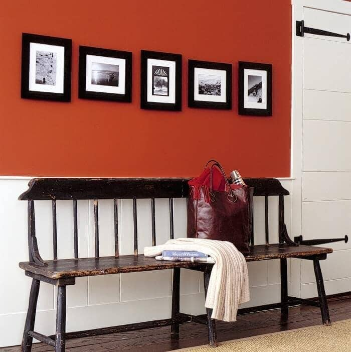 Gallery Wall ideas horizontal gallery wall in hallway The Life Creative blog