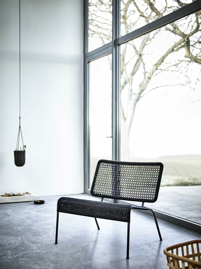 IKEA Australia The Life Creative IKEA VIKTIGT black chair