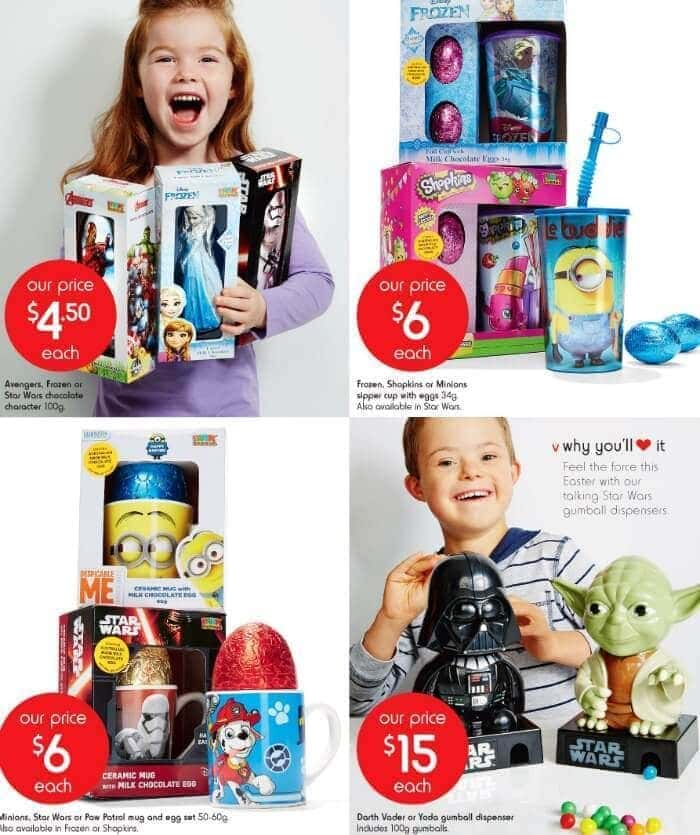 Kmart Australia kids toys catalogue The Life Creative