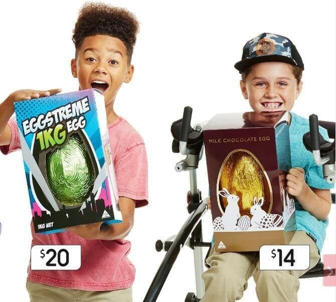 Kmart Australia kmart easter eggs in catalogue on The Life Creative