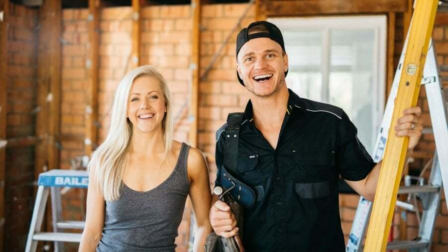 Kyal and Kara The Block Renovation Series The Life Creative