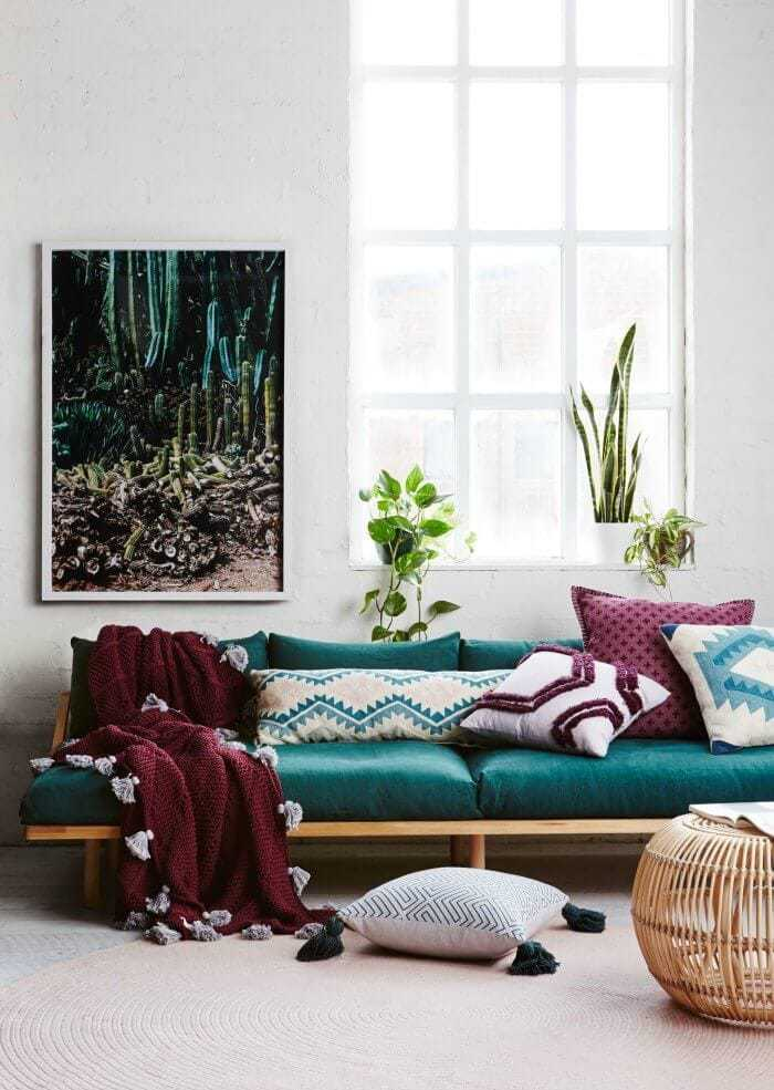 Sage and Clare Cushions and Throws Atlas Collection TLC Interiors