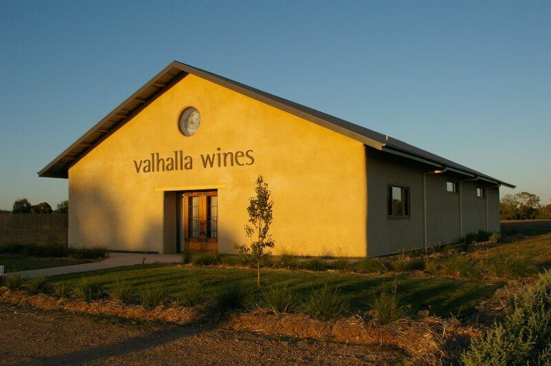Valhalla winery The Rutherglen wine tour on TLC Interiors