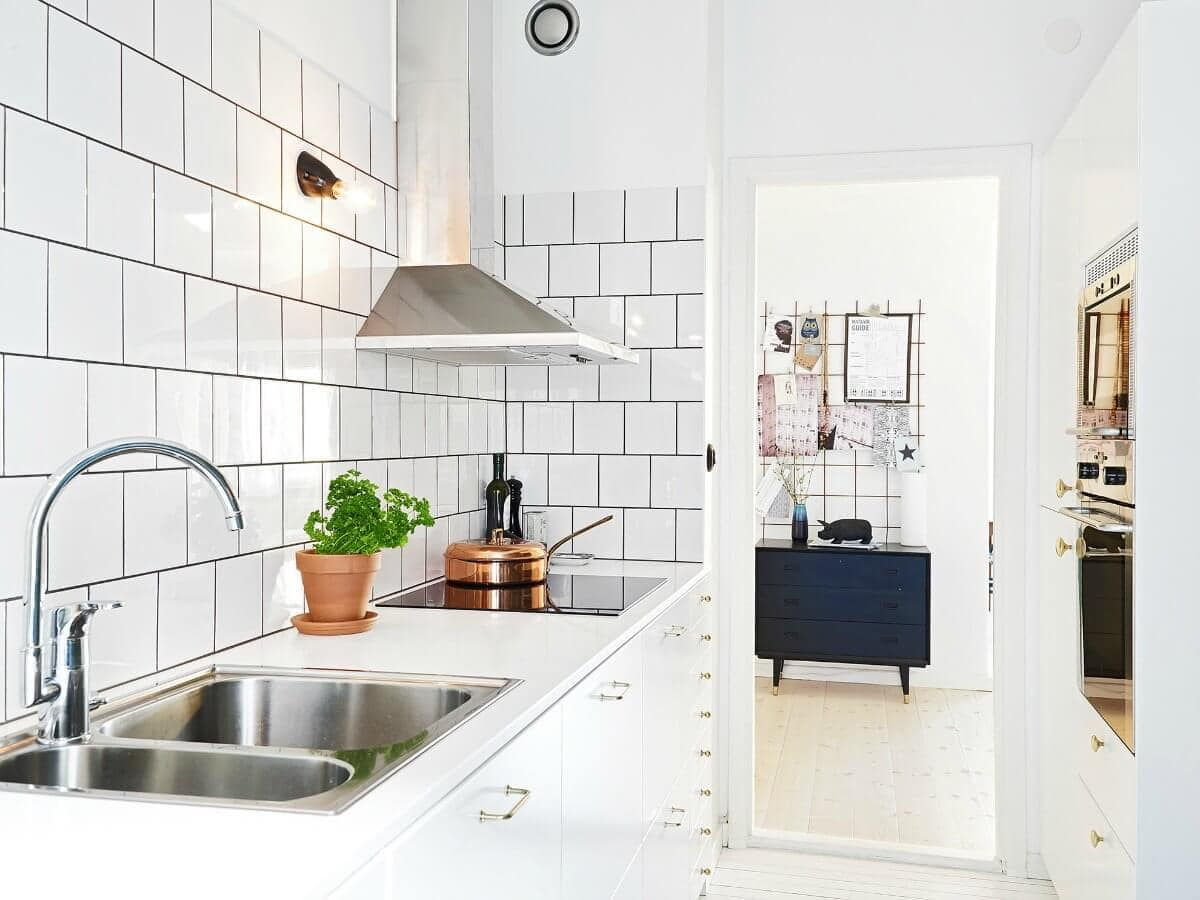 Small Kitchen Design: Things To Consider Before You Build