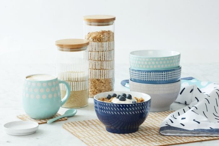 Davis & Waddell Liberty collection Tableware on The Life Creative