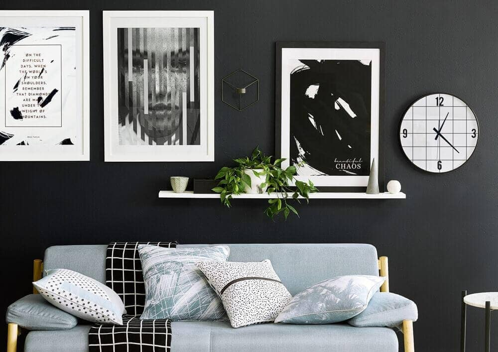 Modern Muse Prints from Art Club Concept TLC Interiors