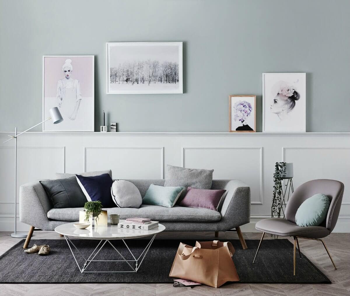Scandinavian Interior Design: New Scandinavian Style For Your Home From Norsu