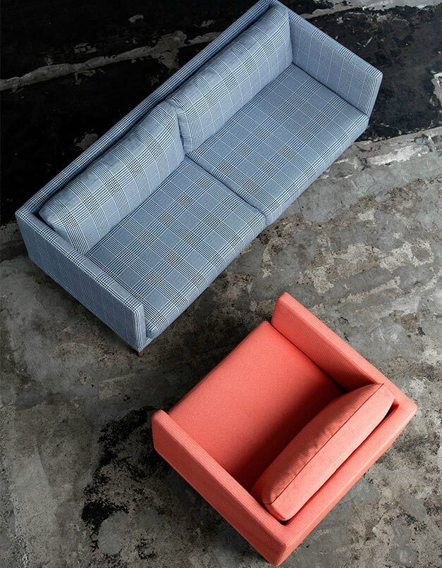 Outdoor Furniture Sofa and Armchair by Outside Envy on The Life Creative