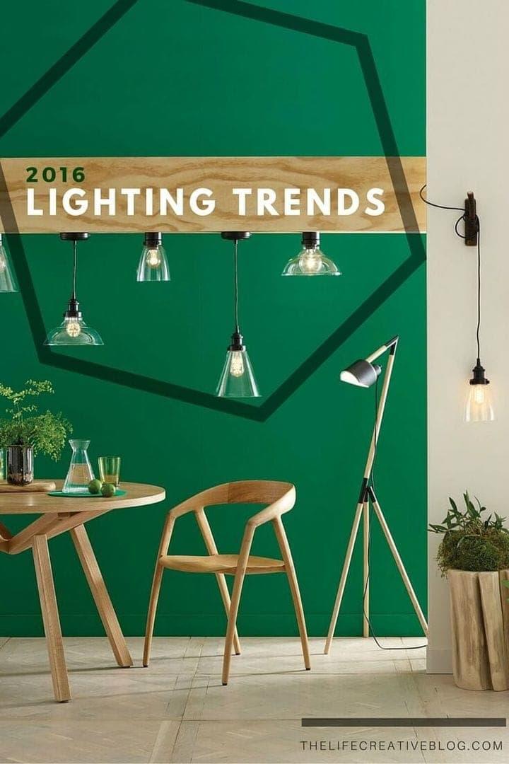 Types of lighting glass pendant lights on The Life Creative