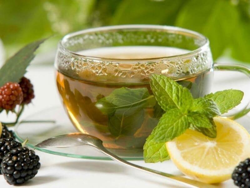 Beating Sleep Deprivation by Reducing Caffeine intake herbal tea