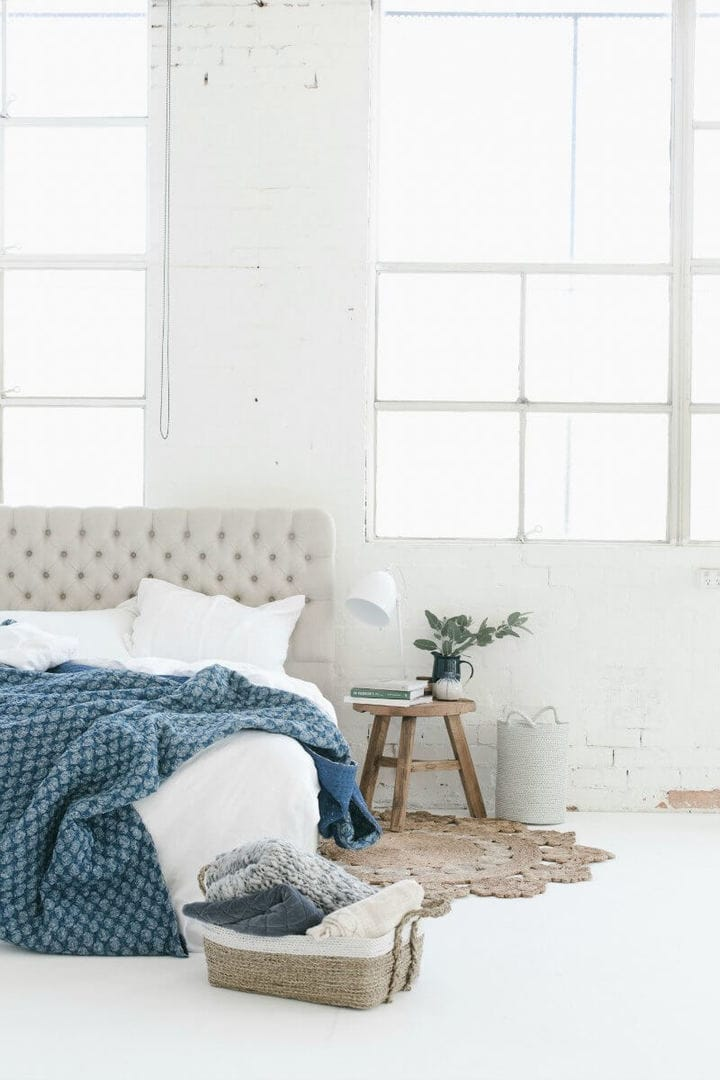 Cosy Bedroom Rustic Scandi Bedroom Ideas Bloom and Co The Life Creative