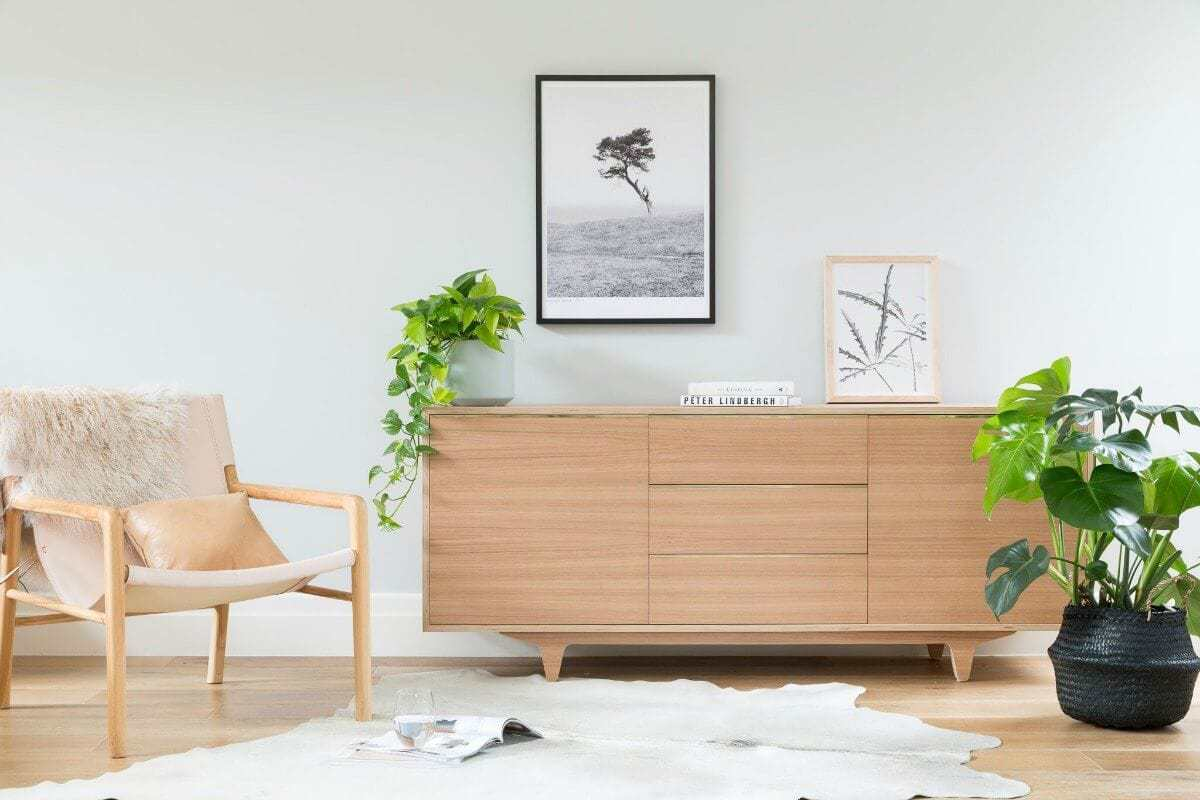 Flynn Buffet from Felix Furniture on The Life Creative