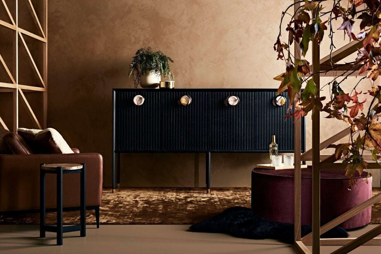 Zuster Jewel Coloured Marble Furniture Range