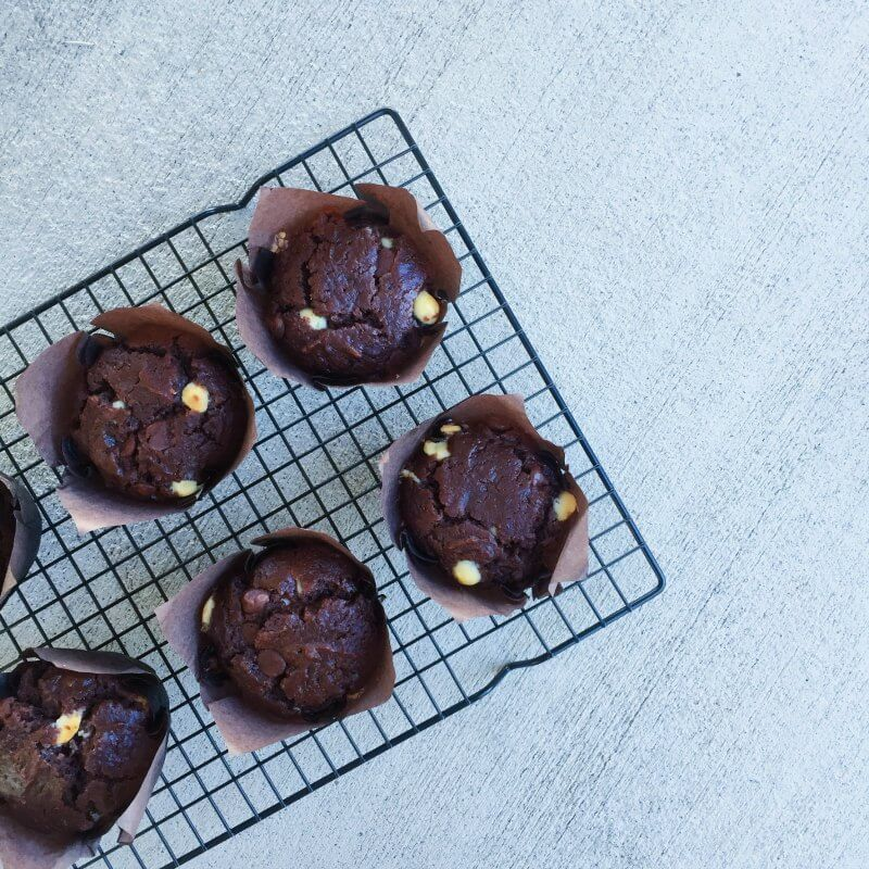 easy chocolate muffin recipe the life creative mr timothy james