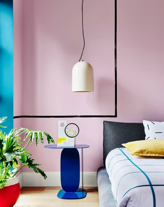 spring colours pink walls dulux colour trends for spring 2016