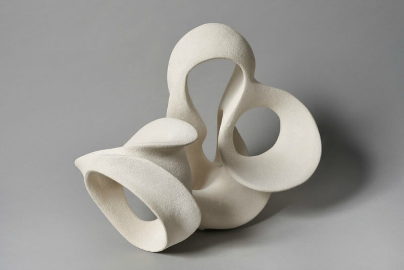 Karry Gallery ceramics organic shapes in design on The Life Creative
