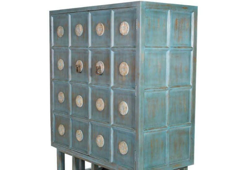 Toledo Blue Sideboard from Vavoom Emporium