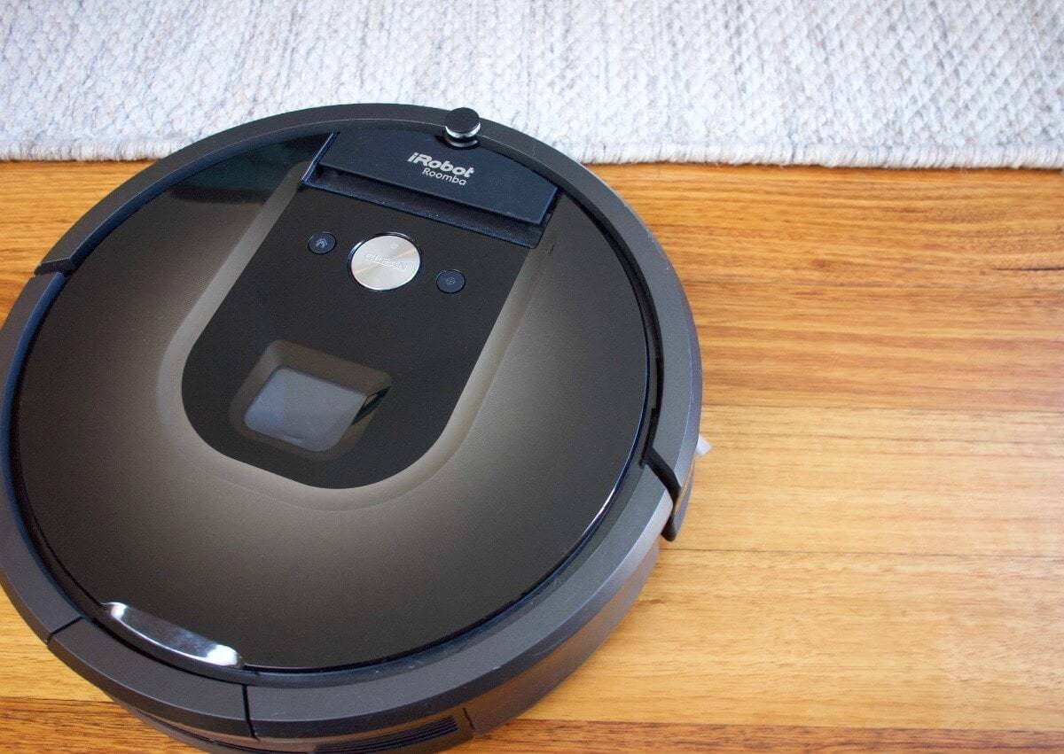 irobot roomba review robot vaccum cleaner