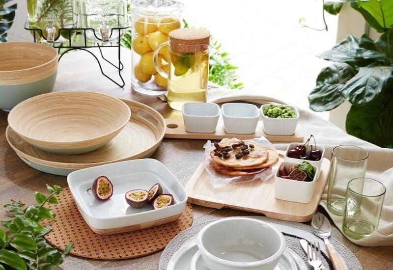 kmart august 2016 dinnerware and tableware range the life creative