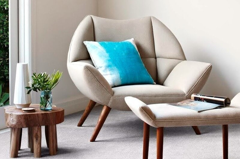 mei chair from satara occasional chair