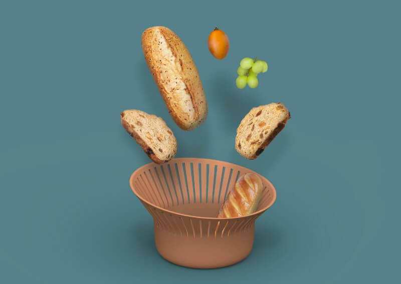 ommo bowl from h and g designs in terracotta