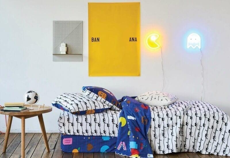 goosebumps 2016 spring summer kids bedding collection pacman bedding