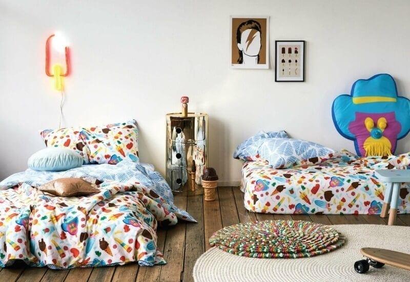 goosebumps bedding 2016 spring summer collection bubble o bill ice cream bedspread for kids