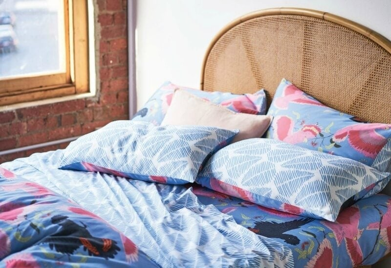 goosebumps bedding collection summer 2016 pink cockatoo quilt cover