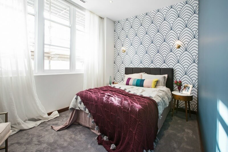 The Block 2016 dan and carleen guest bedroom reveal 2