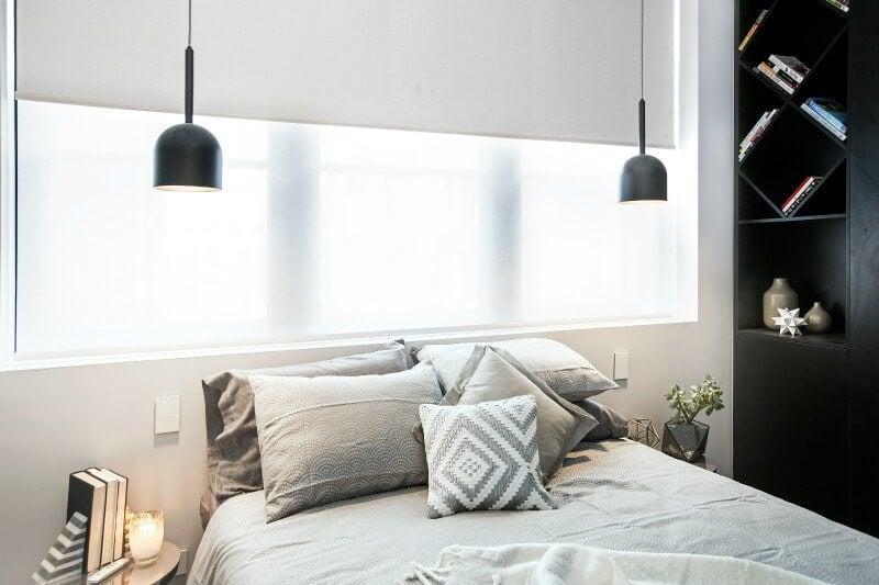The Block 2016 week 4 guest bedroom reveals Andy and Ben guest bedroom 3