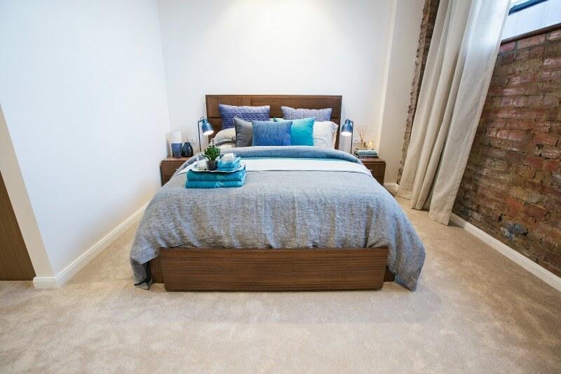 The Block 2016 week 4 guest bedroom reveals kim and chris guest bedroom 3