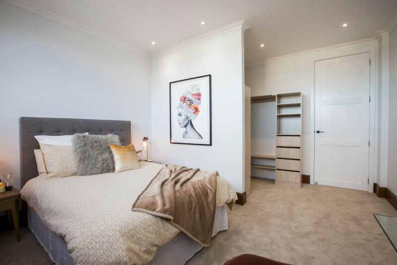 The block 2016 kim and chris guest bedroom reveal 3
