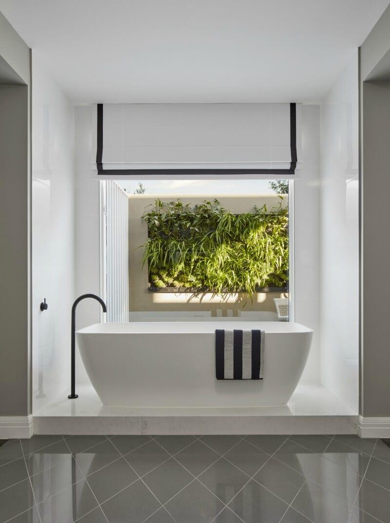 black-and-white-bathroom-metricon-bayville-49-freestanding-bathtub-in-white