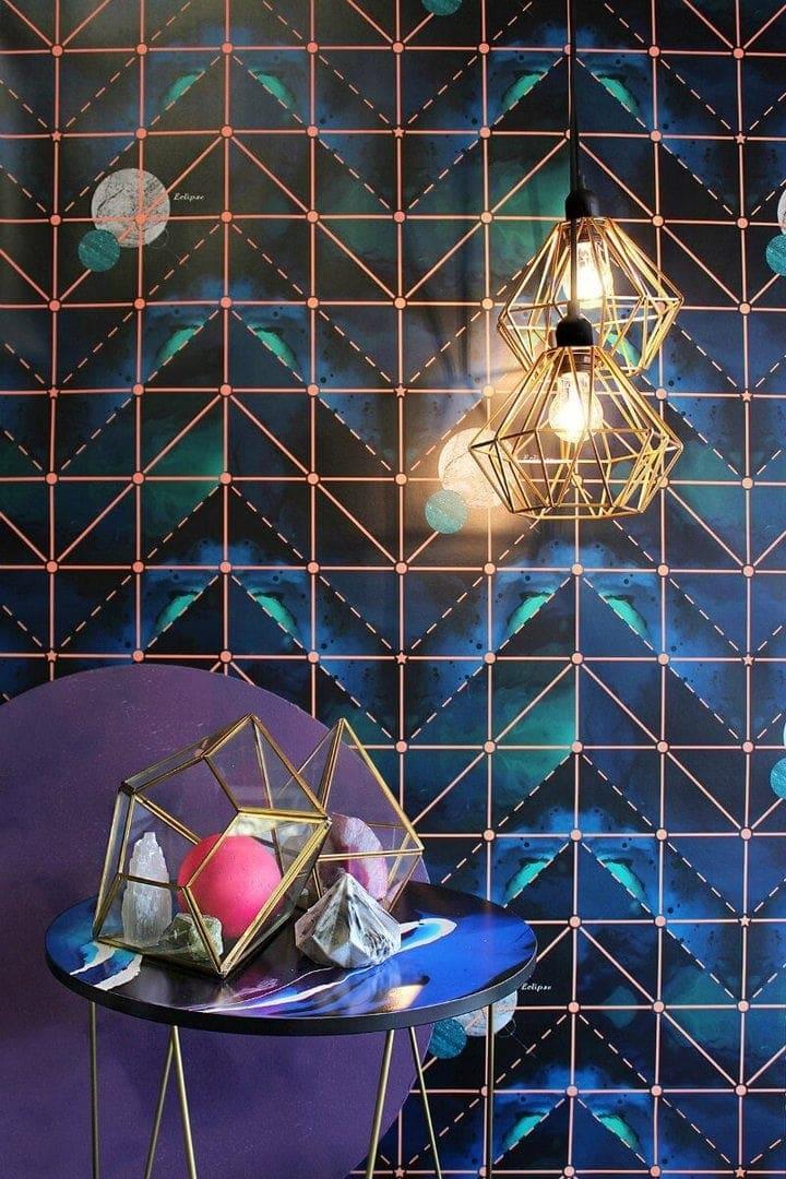 tim neve sparkk celeste wallpaper collection