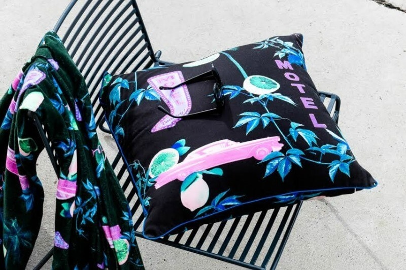 sanctuary-studio-colourful-outdoor-cushion-in-black-and-pink