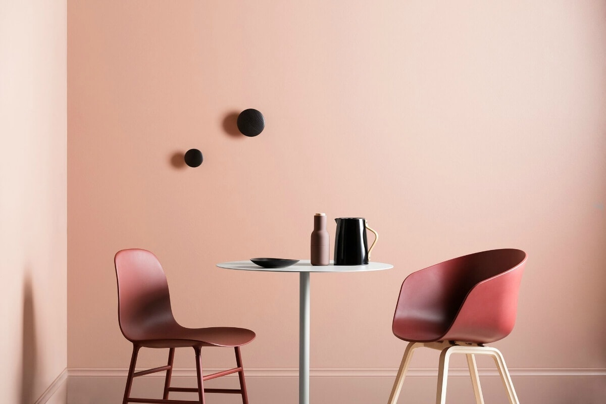 haymes-paint-paink-walls-with-burgundy-dining-chairs