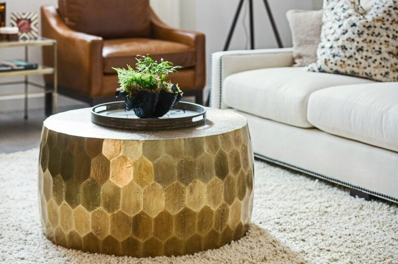 the-block-2016-dan-and-carleen-living-room-gold-coffee-table