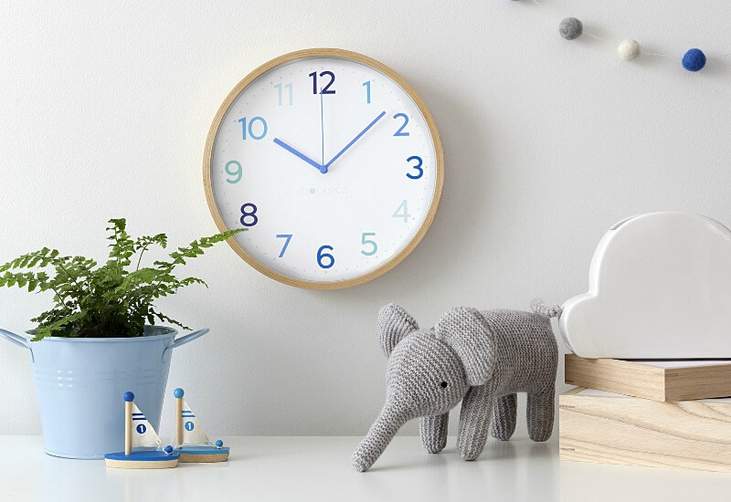 Clocksicle kids wall clocks at Life Instyle 2017