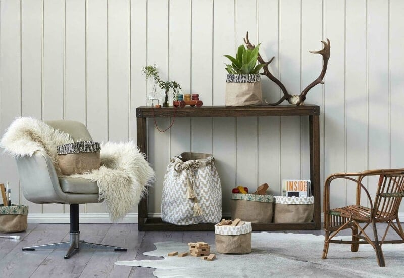 Dharma Door fair trade handmade baskets at life instyle sydney 2017