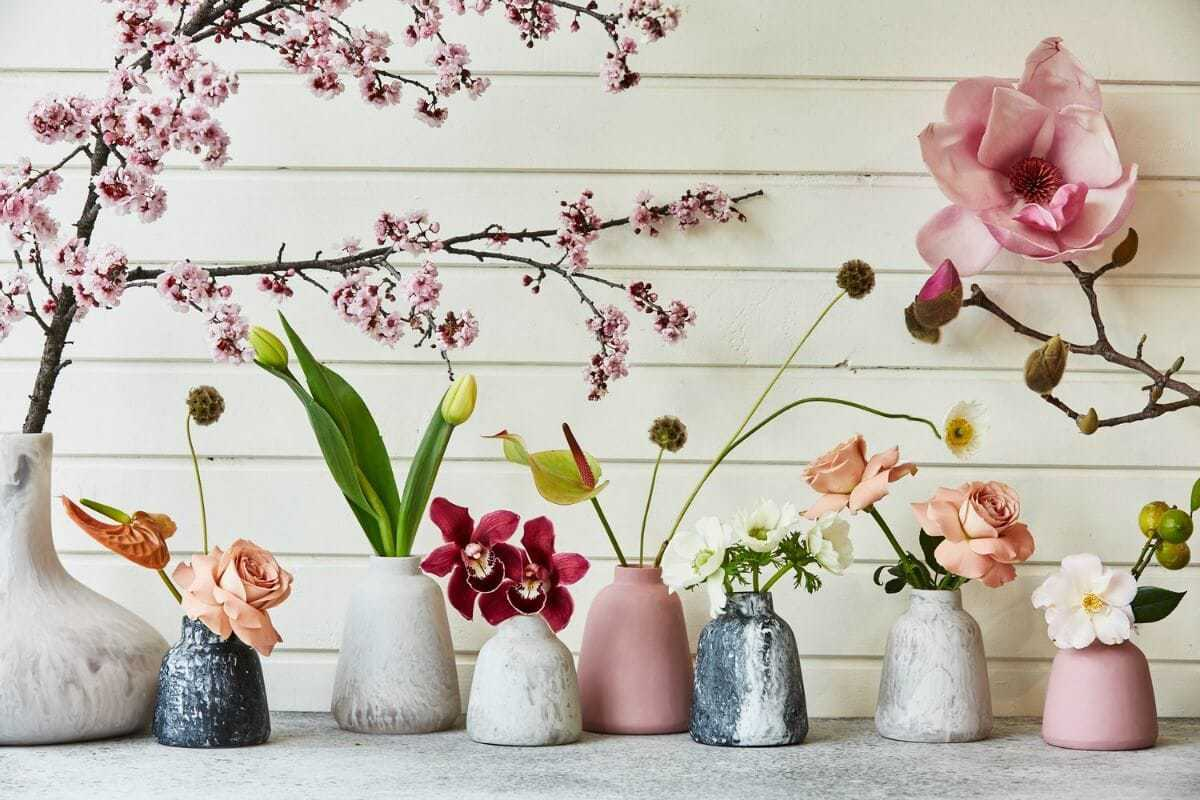 Keep Resin at Life Instyle Sydney 2017 resin flower vases and vessels