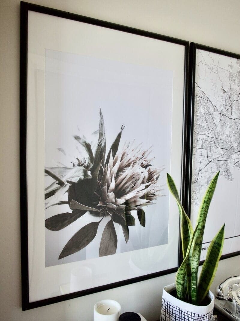 flower print by yorkelee prints on the life creative