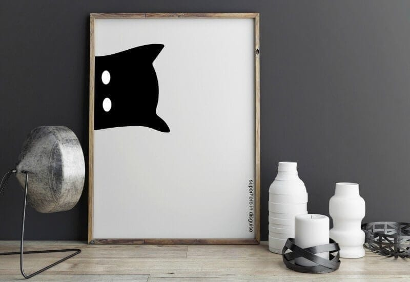 urbaani homewares batman print for kids room superhero in disguise at life instyle sydney 2017