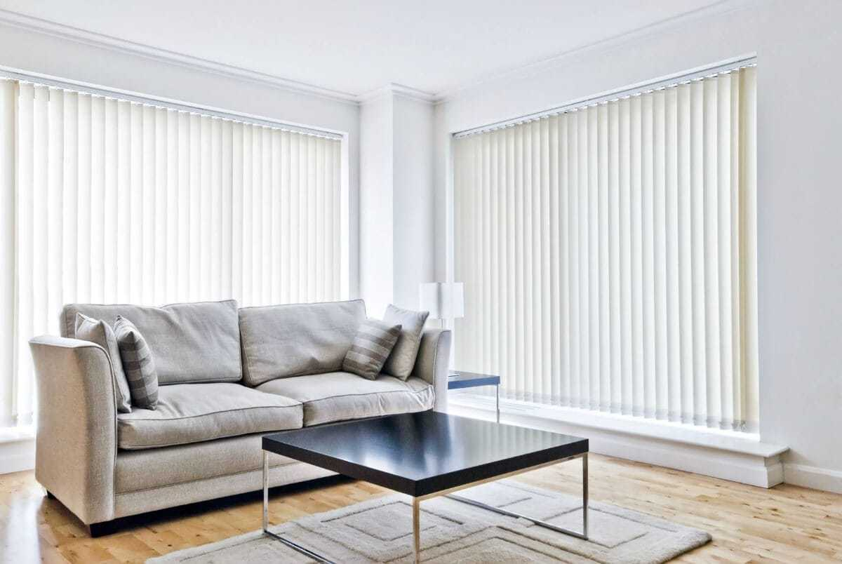 Alternatives To Vertical Blinds For Your Windows Tlc Interiors