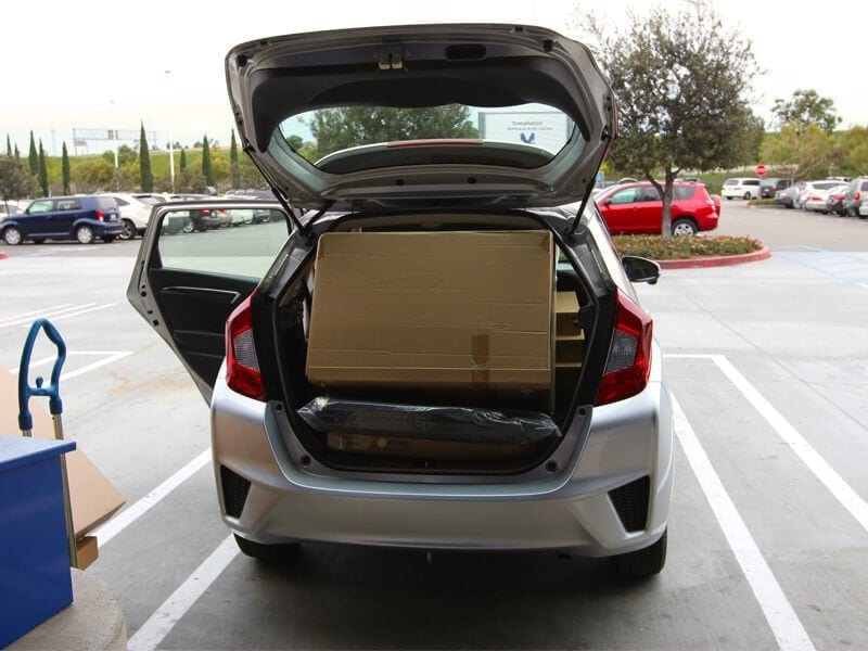 ikea furniture wont fit in car