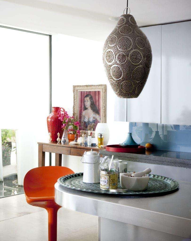 Modern moroccan interior design ideas in kitchen =