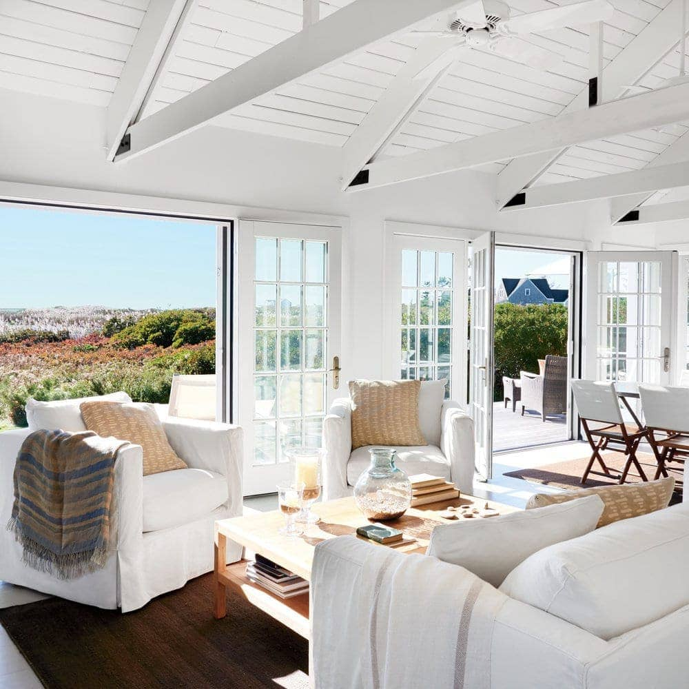 Your guide to the most popular interior design styles for Coastal contemporary design