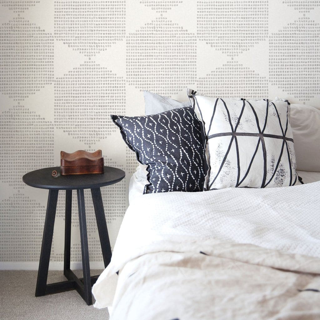 Atlas wallpaper overcast black and white wallpaper ideas by these walls