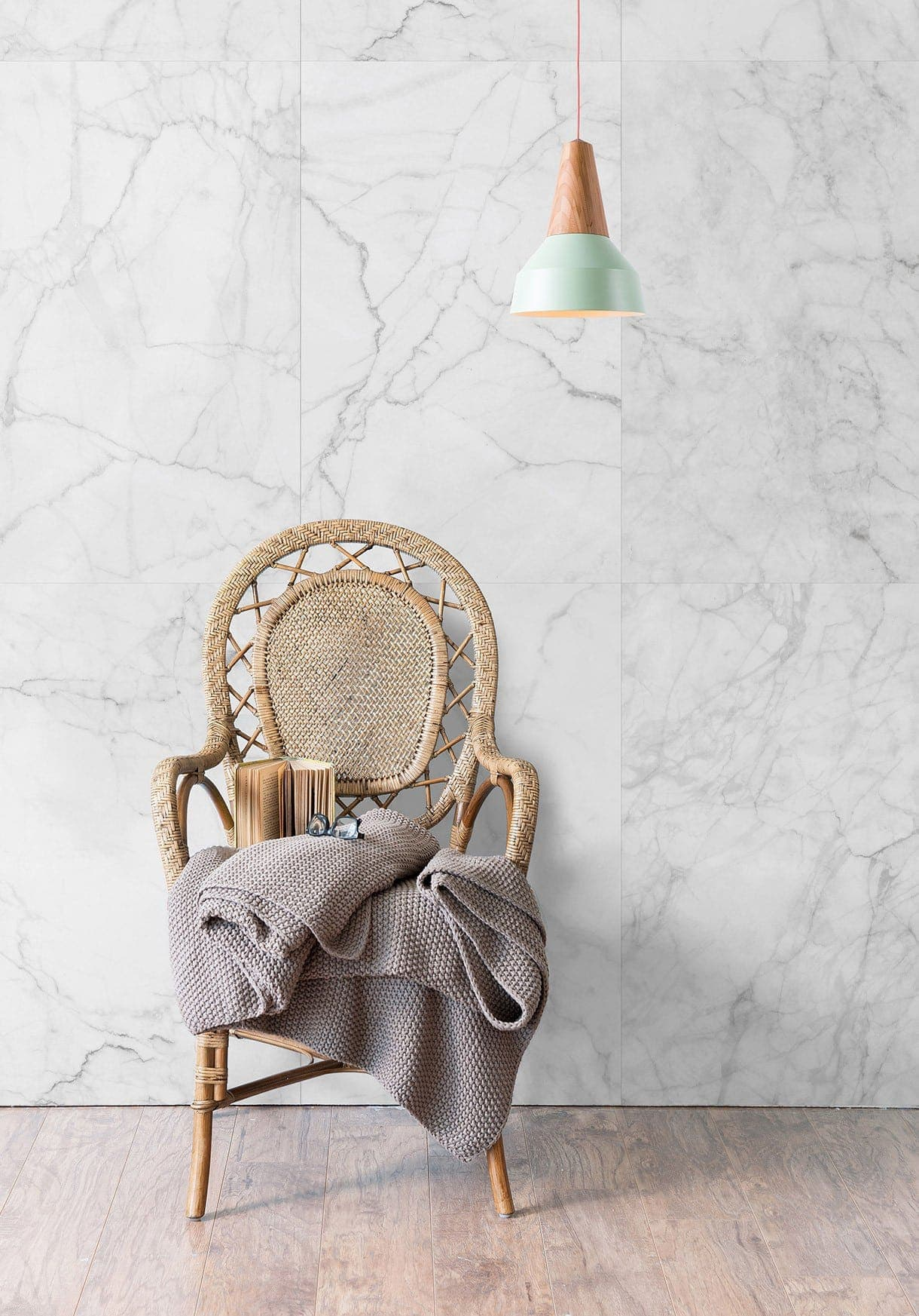 faux marble wallpaper design ideas from milton and king
